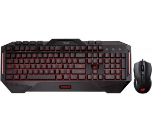 Mouse+Keyboard: Asus Cerberus Combo Gaming