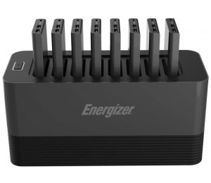 Power Bank: Energizer PS80000 80000mAh With Charging Station