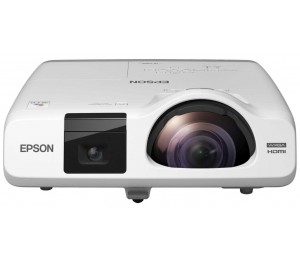 Video Projector: Epson EB-536Wi