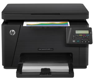 Printer: HP LaserJet Pro MFP M176n