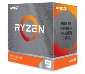 CPU: AMD Ryzen 9 3950X