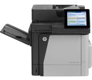 Printer: HP LaserJet Enterprise MFP M680DN