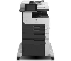 Printer: HP LaserJet Enterprise MFP M725Z