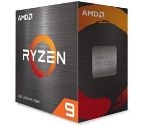 CPU: AMD Ryzen 9 5950X