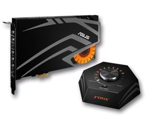 Sound Card: Asus Strix Raid Pro Gaming