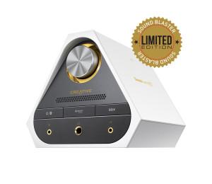 External Sound Card: Creative Sound Blaster X7 Limited Edition