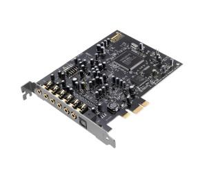Sound Card: Creative Sound Blaster Audigy RX