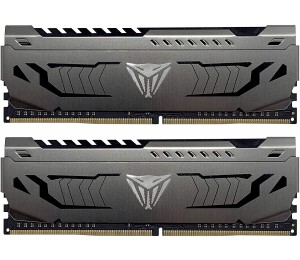 RAM: Patriot Viper Steel 2×32GB=64GB DDR4 3600MHz CL18