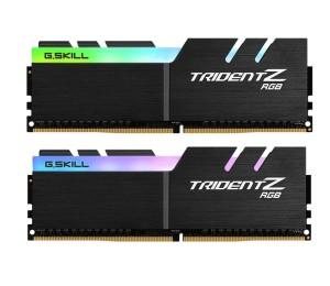RAM: GSkill Trident Z RGB 2×32GB=64GB DDR4 4000MHz CL18