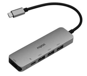 USB Hub: Rapoo XD100 3-Port USB 3.0