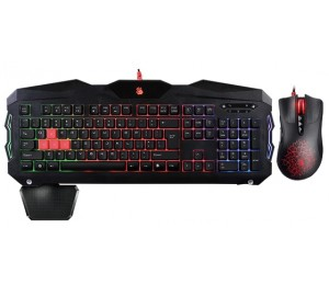 Mouse+Keyboard: A4Tech Bloody B2100 Gaming