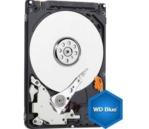 Laptop Hard: Western Digital Blue Slim 1TB