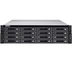 Network Storage: QNAP TVS-EC1680U-SAS-RP-16G-R2
