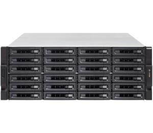 Network Storage: QNAP TVS-EC2480U-SAS-RP-16G-R2
