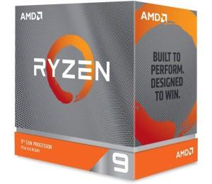 CPU: AMD Ryzen 9 3900XT