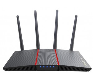 Router: Asus RT-AX55