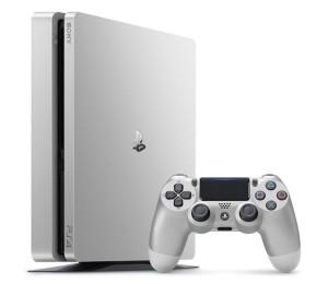 Game Console: Sony Playstation 4 Slim Region 2 500GB Dual Controller