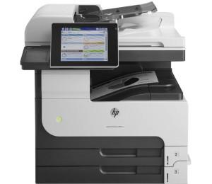 Printer: HP LaserJet Enterprise MFP M725DN