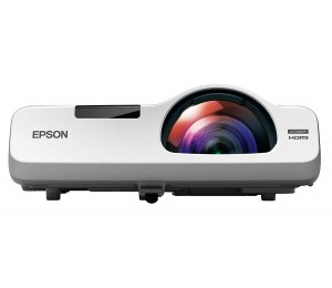Video Projector: Epson CB-535W