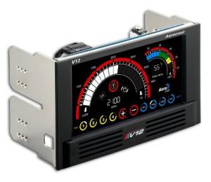 Fan Controller: Aerocool V12XT Touch