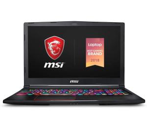 Laptop: MSI GE63 10SF Raider RGB Gaming
