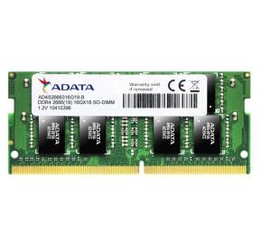 Laptop RAM: AData SO-DIMM 16GB DDR4 2666MHz CL19