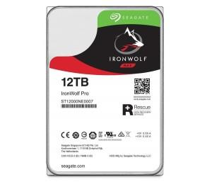Hard: Seagate NAS IronWolf Pro 12TB