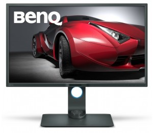 Monitor: BenQ Ultra HD 4K PD3200U IPS