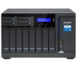 Network Storage: QNAP TVS-1282T3-i5-16G