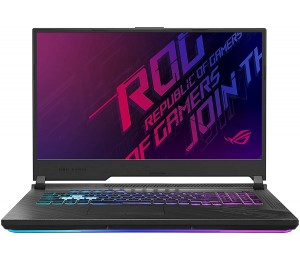 Laptop: Asus ROG Strix G17 G712LW - A