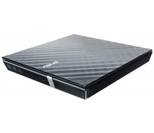 External DVD Writer: Asus 8X SDRW-08D2S
