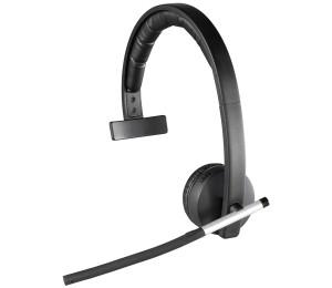 Headset: Logitech H820e Mono