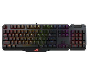 Keyboard: Asus ROG Claymore Gaming
