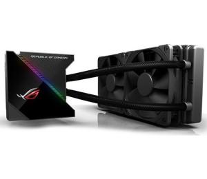 CPU Cooler: Asus ROG Ryujin 240 RGB