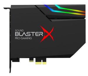 Sound Card: Creative Sound BlasterX AE-5