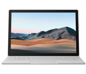 Laptop: Microsoft Surface Book 3 15 - A