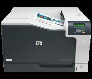 Printer: HP LaserJet Professional CP5225dn