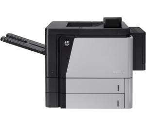 Printer: HP LaserJet Enterprise M806DN