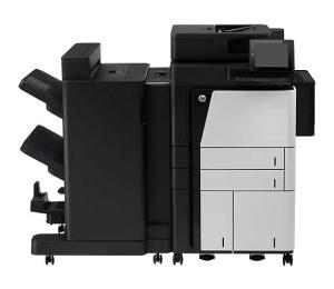 Printer: HP LaserJet Enterprise MFP M830Z