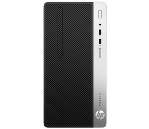 Desktop Computer: HP ProDesk 400 G6 Microtower - Y
