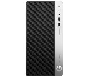 Desktop Computer: HP ProDesk 400 G6 Microtower - X