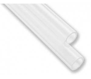 Tube: EKWB HD PETG 10mm ID,12mm OD 0.5m 2PCS