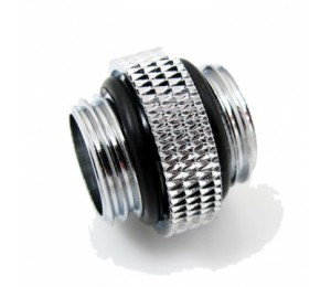 """Fitting: XSPC G1/4"""" 5mm Male to Male"""