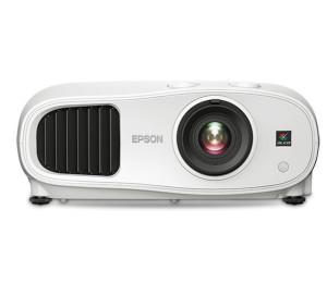 Video Projector: Epson Home Cinema 3100