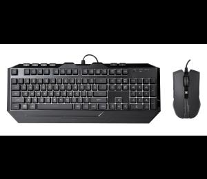 Mouse+Keyboard: Cooler Master CM Storm Devastator III Gaming