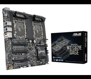 Motherboard: Asus WS C621E Sage