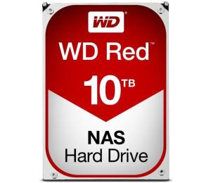 Hard: Western Digital NAS Red 10TB