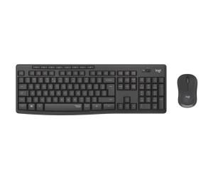 Mouse+Keyboard: Logitech MK295 Silent Wireless