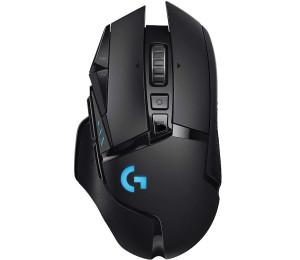 Mouse: Logitech G502 Lightspeed Wireless Gaming