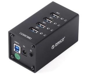 USB Hub: Orico A3H4 4-Port USB 3.0